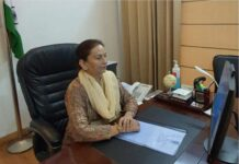 Aruna chaudhary launches statewide 'Digital Parent Margdarshak Program'