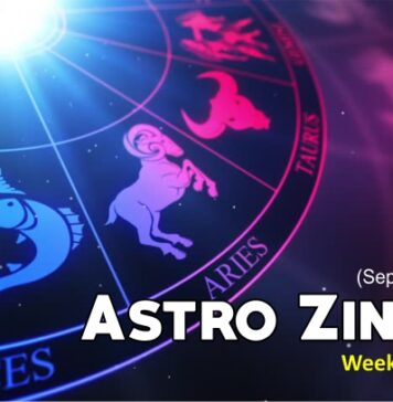 Astro Zindagi - Know your Starts for September 21-27