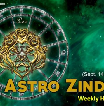 Astro Zindagi - Know your Starts for September 14-20