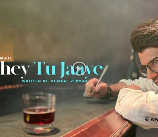 Ayaz Ismail's Jitthey Tu Jaaye Crosses 2 Million Views in 10 Days