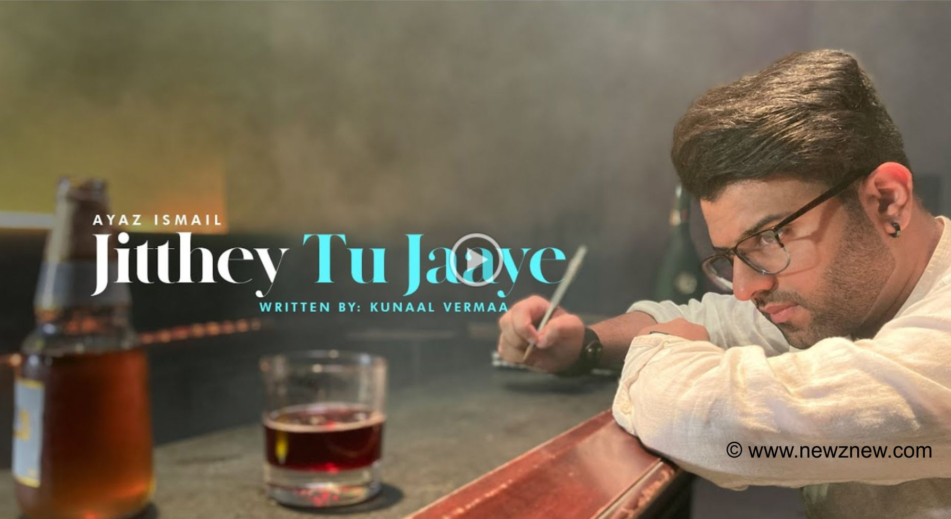 Ayaz Ismail's Jitthey Tu Jaaye Crosses 2 Million Views in 10 Days