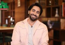 Ayushmann turns 36 says he will 'train really hard' on birthday