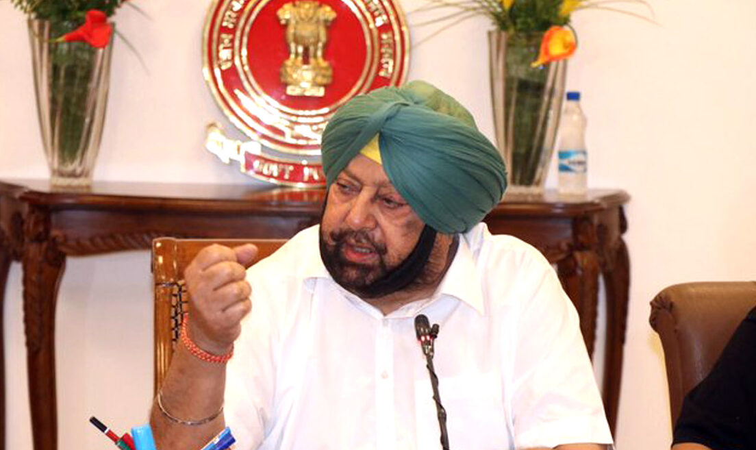 Capt Amarinder trashes SAD's u-turn on farm ordinances as cheap gimmick to get into good books of farmer unions