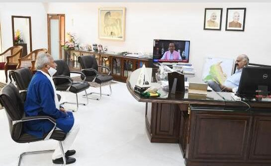 Central University of Punjab Vice-Chancellor meets Badnore