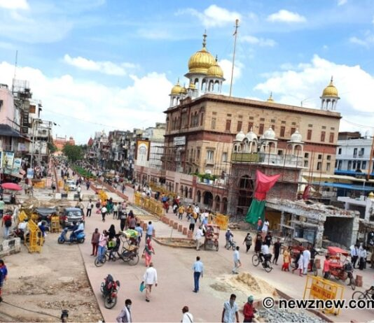 Delhi's Chandni Chowk will be shoppers' paradise