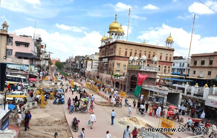 Delhi's Chandni Chowk will be shoppers' paradise
