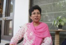Cong's Selja dares JJP to leave alliance with BJP in Haryana