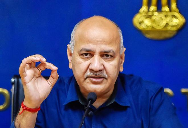 Delhi Dy CM Manish Sisodia 8 MLAs test positive for Covid-19