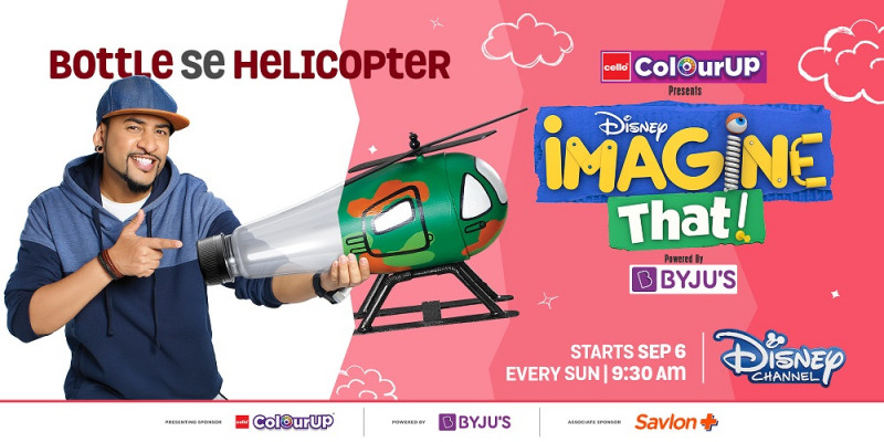 Disney Channel India to launch 'Imagine That' on September 6th