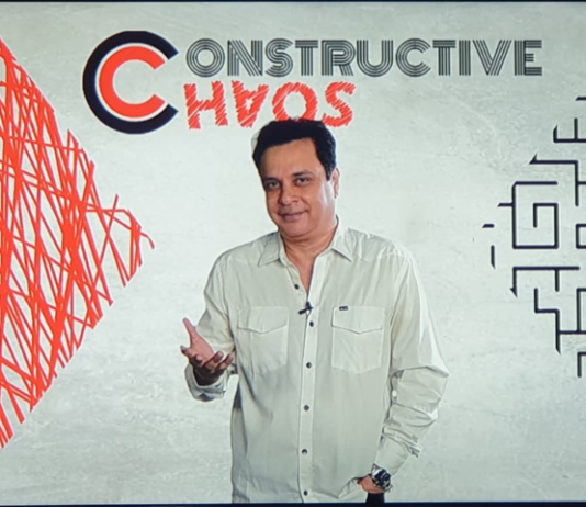 TEDX GGDSD College organises Online Interactive Session on 'Constructive Chaos'