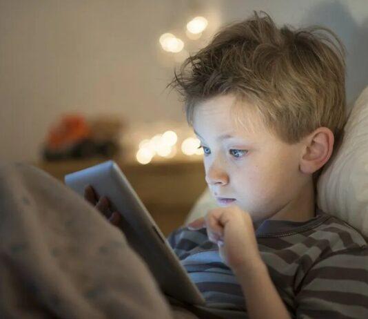 Eyesight problems rising among kids