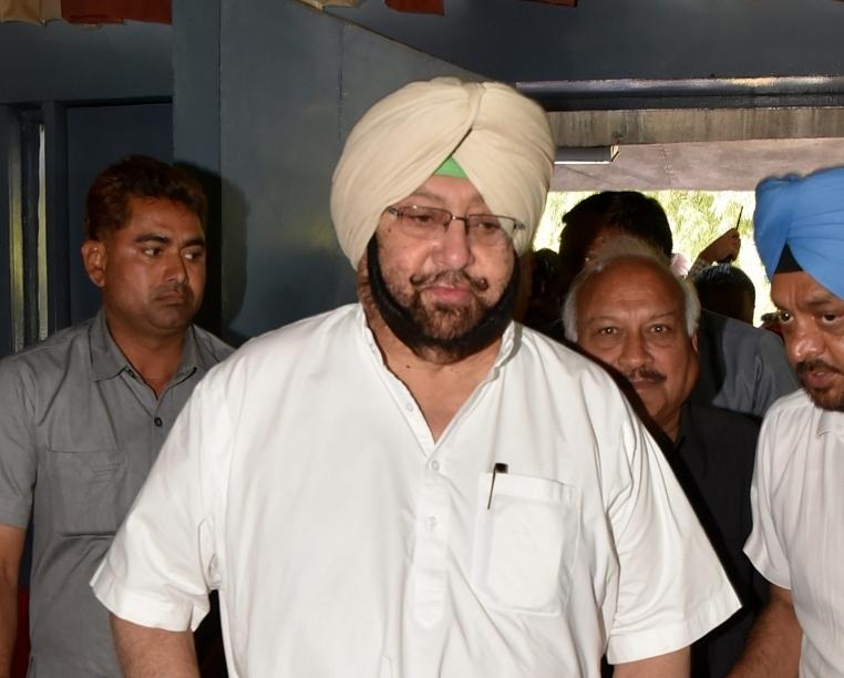 Harsimrat's resignation part of 'theatrics'- Punjab CM