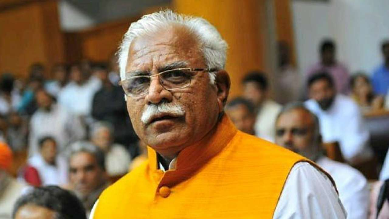 Haryana CM unveil the statue of Bapu Balmukund Gupta