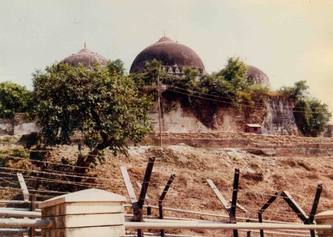Lucknow gears up for Babri demolition verdict