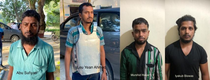 NIA arrests 9 Al Qaeda terrorists planning attacks in Delhi-NCR