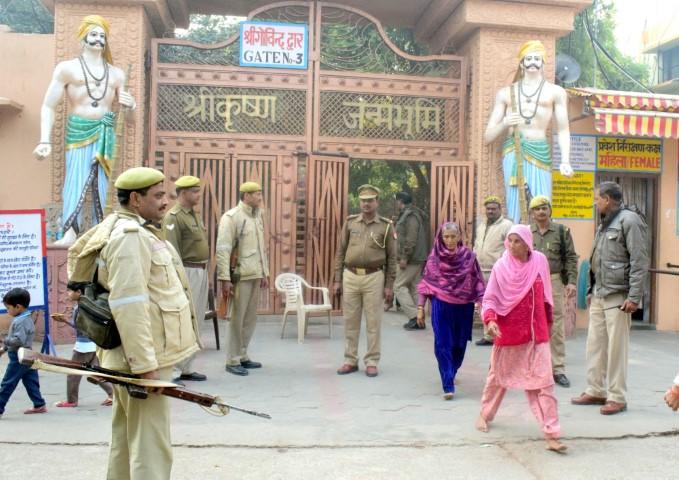 Now politics begin over Krishna Janmabhoomi in Mathura