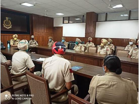 Priority to protect police personnel and their families to keep force's morale high