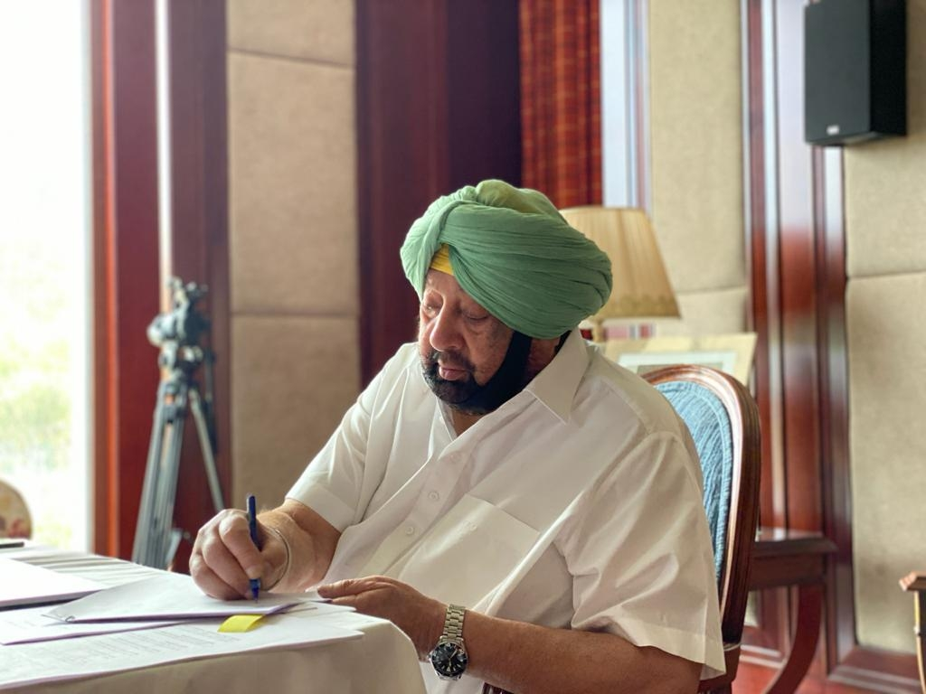 Punjab withdraws cases against farmers protesting against farm Bills