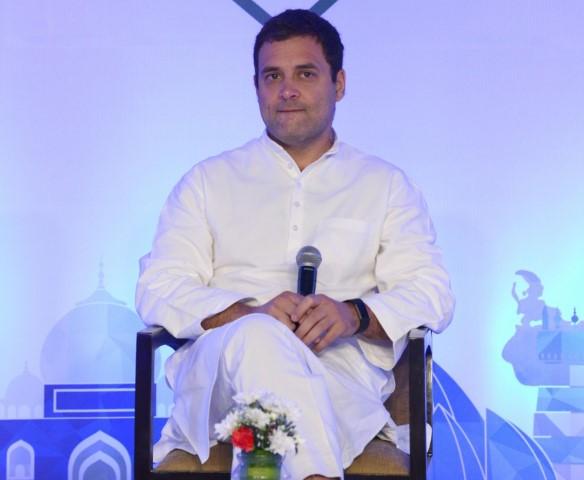 Rahul greets Modi on 70th birthday