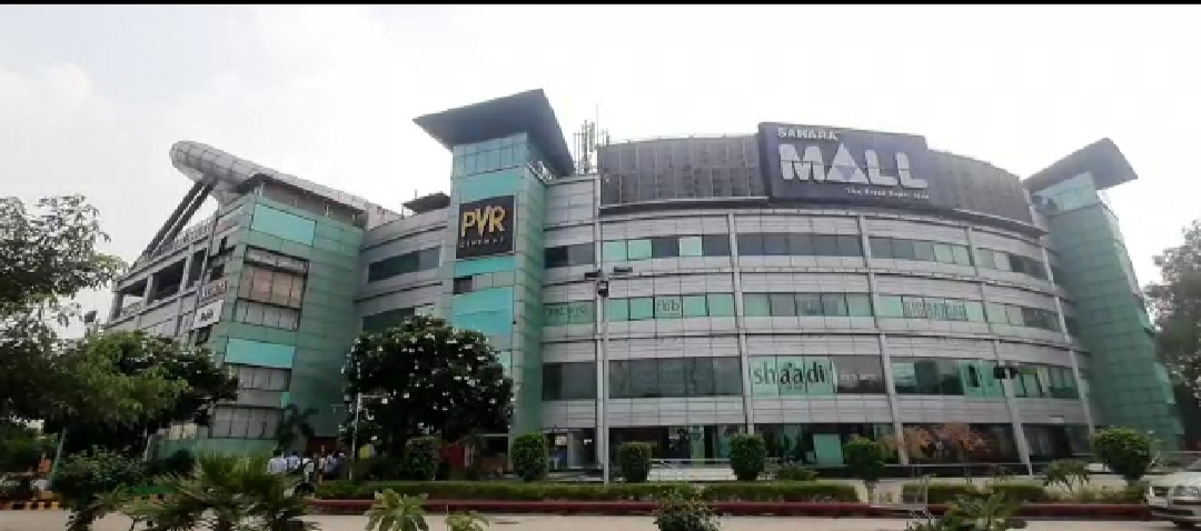 Sahara Mall in Gurugram sealed for flouting pollution norms