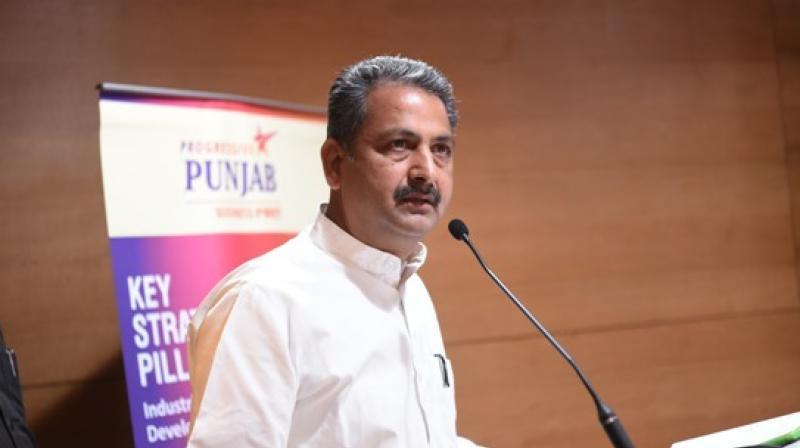 Upgradation of 144 km major roads in Punjab to start soon: PWD Minister Vijay Inder Singla