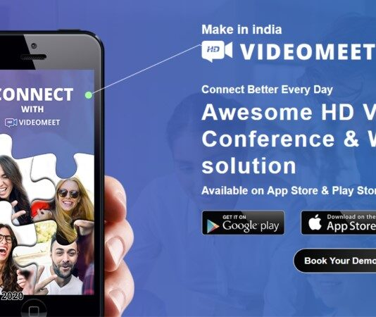 Made in India VideoMeet App announces new features