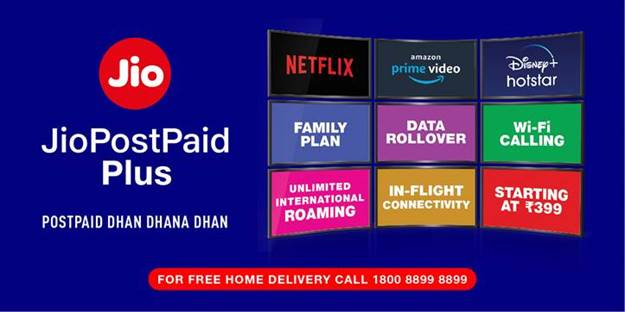 Anil Vij becomes the first JioPostpaid Plus customer in Haryana
