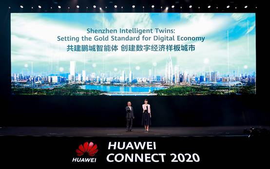 Huawei Announces Intelligent Twins and Works with Partners for All-Scenario Intelligence