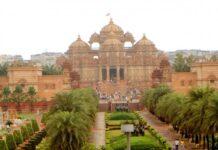 Delhi's iconic Akshardham temple to reopen on Oct 13