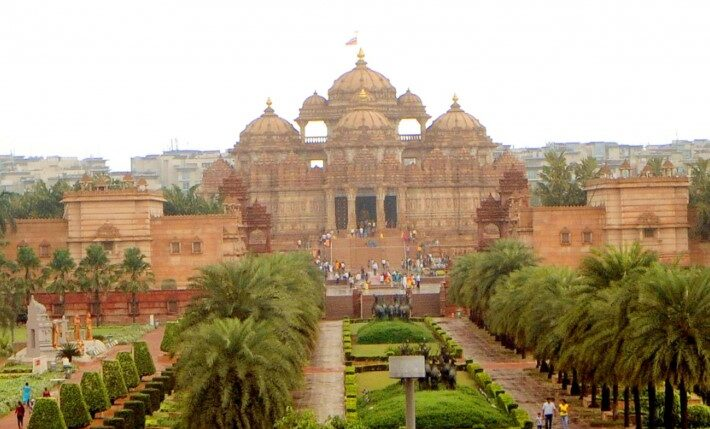 Delhi's iconic Akshardham temple to reopen on Oct 13