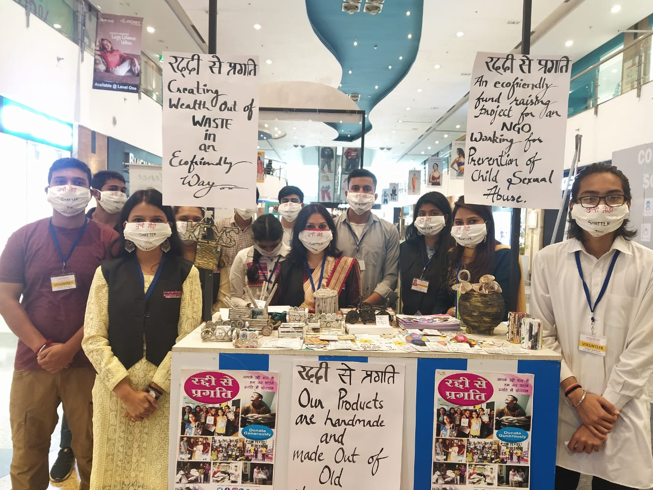 Durga Ashtami: DLF City Centre Mall felicitates 9 empowered women of TRICITY launches Pantaloons outlet