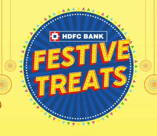 HDFC Bank launches 'Festive Treats' 2.0 with 1000+ offers