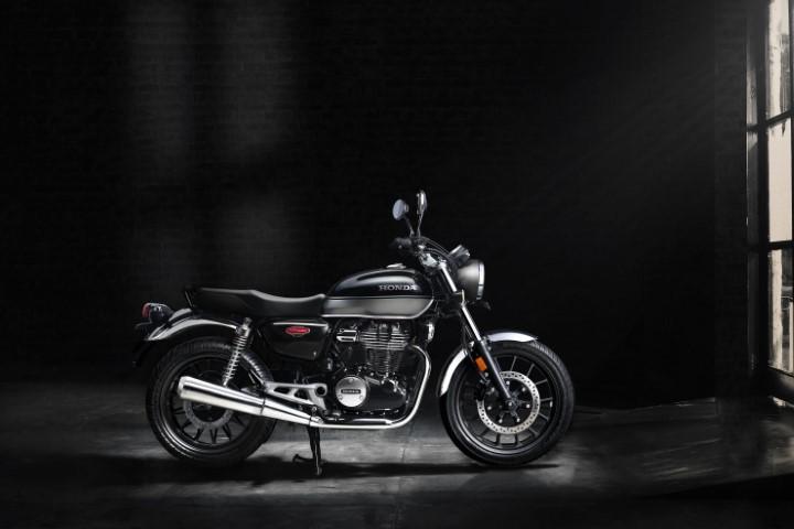 Honda Roars into the Mid-Size Motorcycle Segment - H'ness CB350