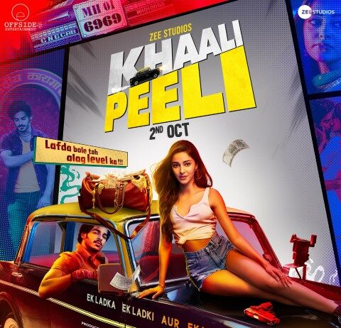 Khaali Peeli Movie Releases on Zee Plex on 2nd October