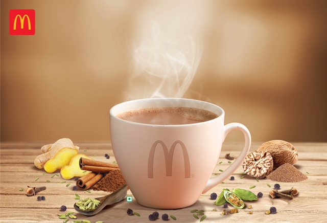 McDonald's India North and East introduces Masala Chai for tea-lovers
