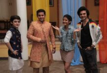 Meet the fun gang of friends from the sets of Baalveer Returns