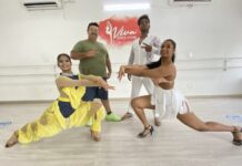 Salsa & Bachata World Championship winners credit coach Varun Rana for their success