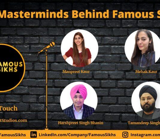 Famous Sikhs