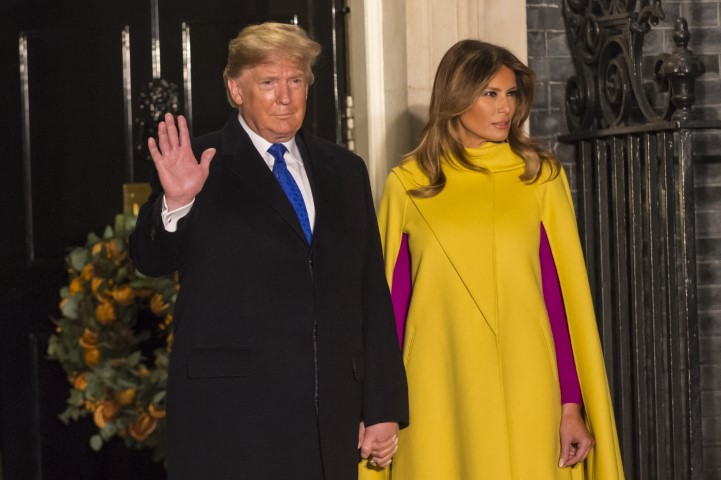 Trump and his wife Melania test Covid-19 positive