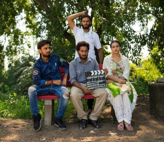 oung filmmakers make short film 'Pinds of Punjab'
