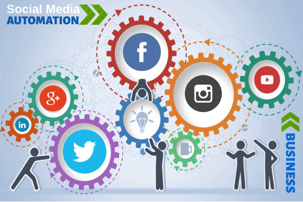 Four ways social media can be used in a successful online marketing strategy