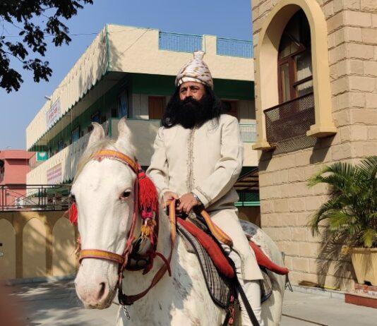 'SHIRDI SAI BABA' film fame AUSHIM KHETARPAL's another historic epic BABA RAMSAA PEER