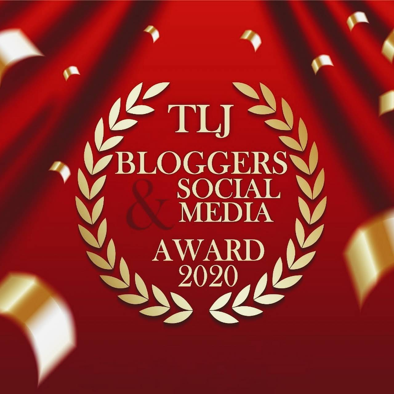 TLJ Bloggers & Social Media Awards 2020