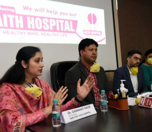 Faith Hospital starts its operations in Chandigarh