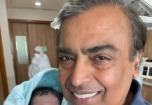 Akash Ambani & Shloka become proud parents of a baby boy