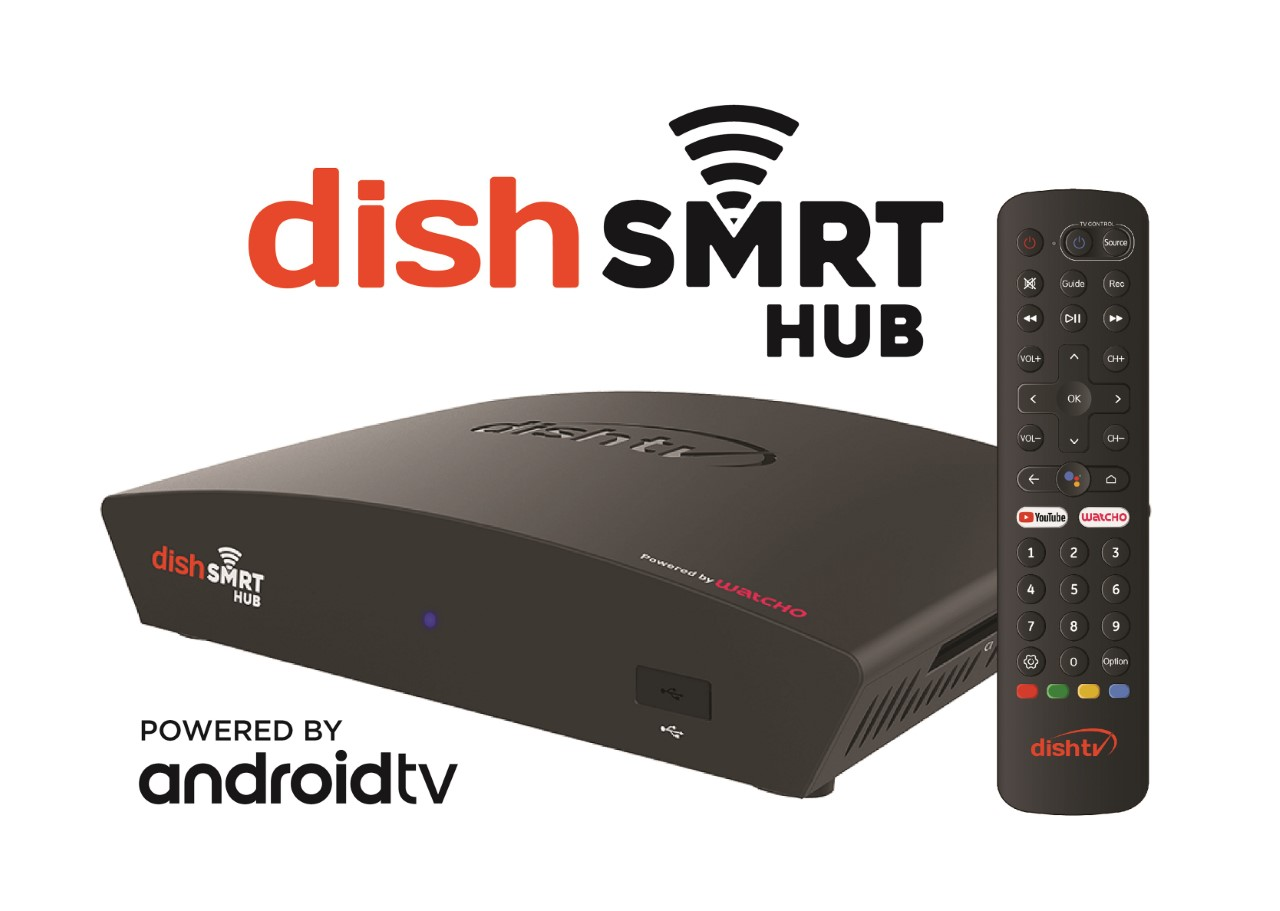 Dish TV India adds Hungama Play app on its D2H Stream and DishSMRT Hub Android boxes
