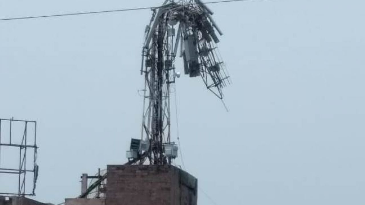 Over 1,500 telecom towers damaged in Punjab