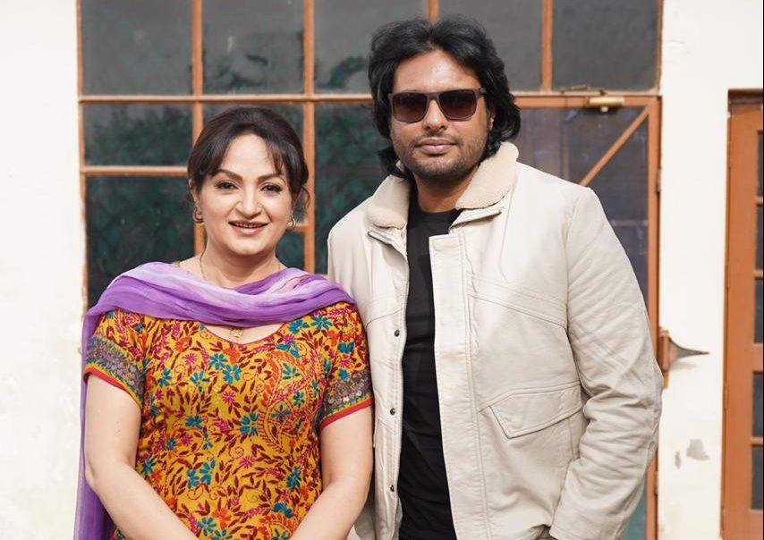 Upasana Singh turns producer with Dev Kharoud 's film 'Bai Ji Kuttange'