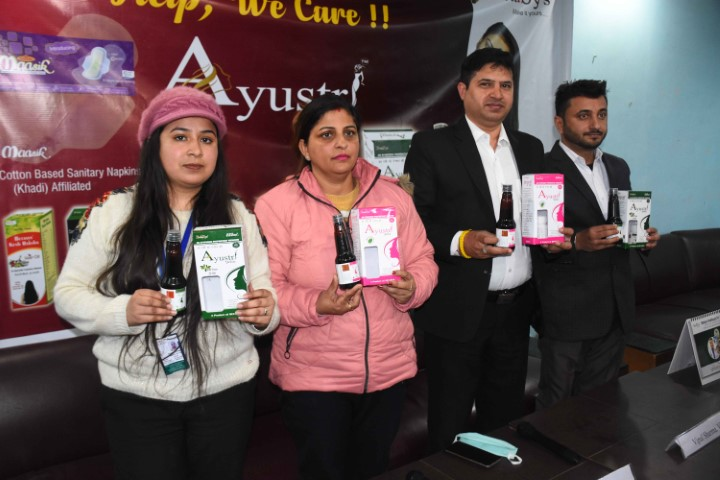 Tricity couple establishes unique start-up to promote Ayurveda