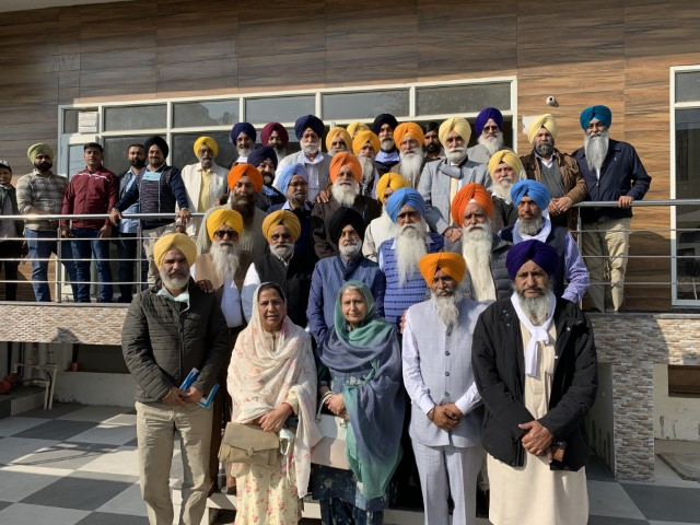 Shiromani Akali Dal (Democratic) appoints office bearers to strengthen farmers' movement